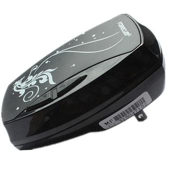 New Forecum FK-06M Smart Waterproof Plug-in Type Wireless Doorbellwith 36 Kinds Melodies (US Standard) Black - intl - 5