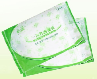 New Health Disposable Film Bathtub Bag for Household and Hotel BathTubs Useful - intl - 3