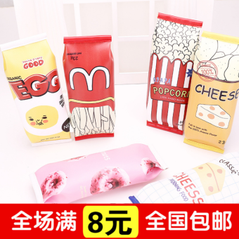 New model fun snack pencil case