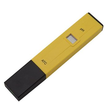 New Portable LCD PH Meter Tester Meter Pen for Aquarium (Intl) Price Philippines