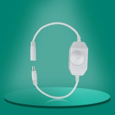 LZ 360Dsc Round Shape Led Light Up Coasters Light Flash Cupmat - White Shell + White