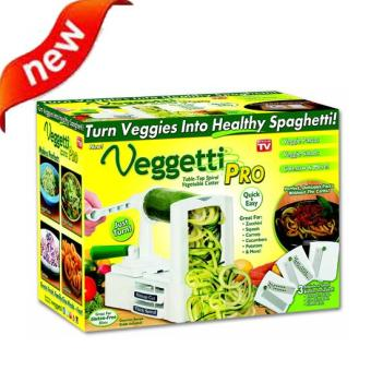 New Spiral Vegetable Cutter Veggetti Pro