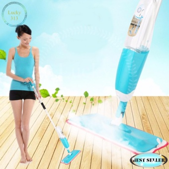 New Water Home Spray Mop Blue