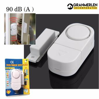 New Wireless Door and Window Entry Burglar Alarm Sensor System