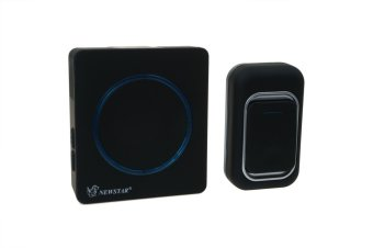 Newstar NWB-908D/B Wireless Digital Doorbell (Black)