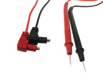 Newstar UT-380TRH Professional Analog Multimeter (Red) - 4