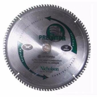 "NICHOLSON CIRCULAR SAW FOR ALUMINUM 10"" x 120T Price Philippines"