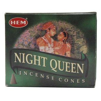 Night Queen Incense Cones