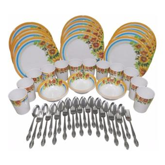 Nippon Ware 60-pc Party Set (Sunflower) Price Philippines