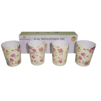 Nippon Ware A4775 Refreshment Set (Multicolor) Price Philippines