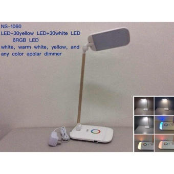 NSS NS-1060 Bed Table Study Desk Reading Lamp