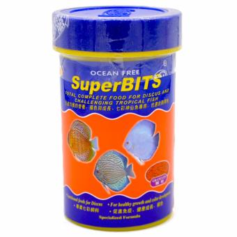 Ocean Free Super BITS Discus Fish Food - 45g/110ml Price Philippines