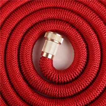 OH Durable Garden Hose Expandable Magic Flexible Water Hose For Home And Garden Red 50FT15m - intl - 3