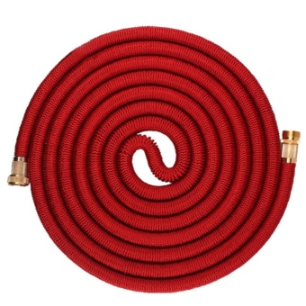 OH Durable Garden Hose Expandable Magic Flexible Water Hose For Home And Garden Red 50FT15m - intl