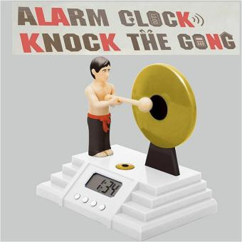 ORIEN Digital Alarm Clock Bruce Lee Kung Fu - intl