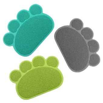 OrienPet Dog Paw Placemat - 2