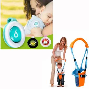 Original Korean insect repellent buckle with Moon Walk Baby Walker