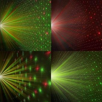 Outdoor IP65 Waterproof Star Projector Laser Light Garden Christmas Decor+Remote - intl - 3