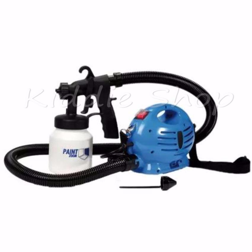 Paint Zoom Sprayer Pro Spray Guns with 3 Way Sp(Blue) - intl