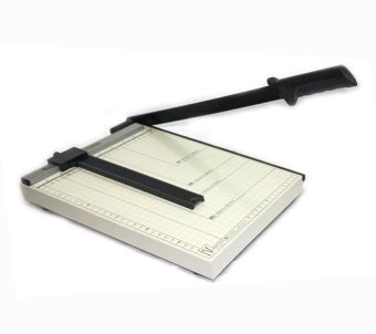 Paper Cutter Metal Base B4 Size (12x15 inches)
