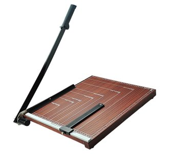 Paper Cutter Wooden Base B4 Size (12x15 inches)