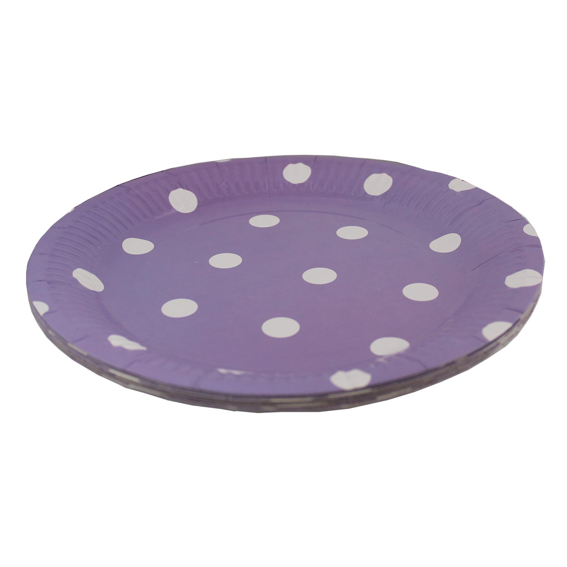Paper Plates (Large Polkadots Purple) ...  sc 1 st  Choose the right price & Philippines | Paper Plates (Large Polkadots Purple) The Best Cheap