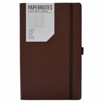 Papernotes Coffee Journal Notebook - Ruled