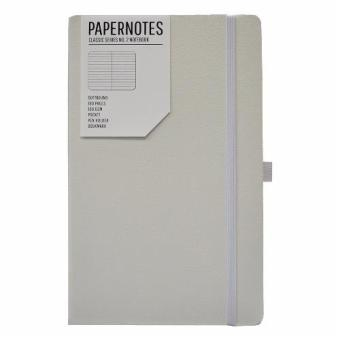 Papernotes Ghost Journal Notebook - Ruled