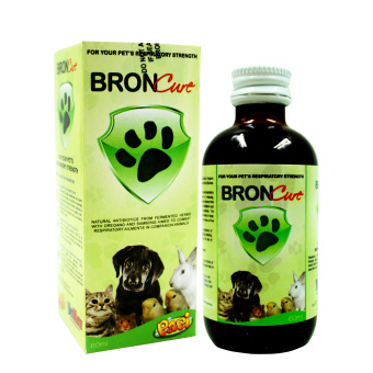 Papi Broncure 60mL for Pets Price Philippines