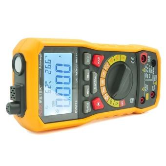 PEAKMETER MS8229 Multifunction Digital Multimeter DC AC Voltage Current Tester - intl - 3