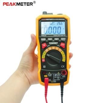 PEAKMETER MS8229 Multifunction Digital Multimeter DC AC Voltage Current Tester - intl - 5
