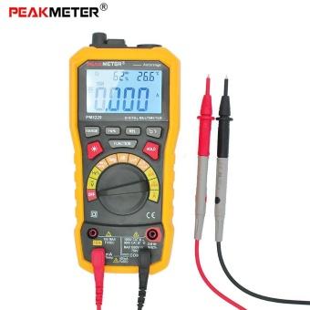 PEAKMETER MS8229 Multifunction Digital Multimeter DC AC VoltageCurrent Tester - intl - 4