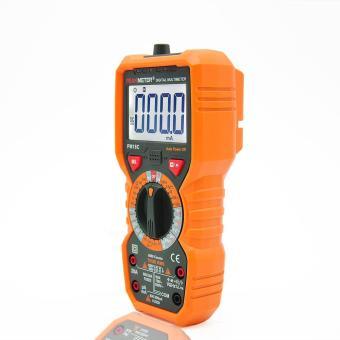 PEAKMETER PM18C True RMS Digital Multimeter Measuring AC/DC VoltageCurrent Resistance Capacitance Frequency Temperature hFE NCV LiveLine Tester - intl - 2