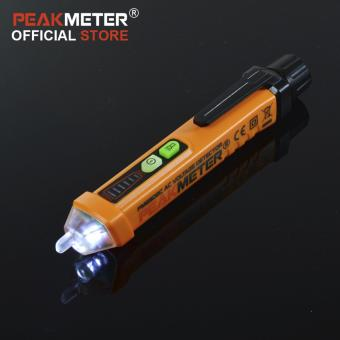 PeakMeter PM8908C Non-contact AC Voltage Detector Tester Meter 12V-1000V Pen style Voltage Detector