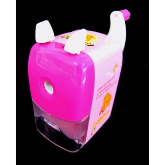 Pencil Sharpener Cute and Pink Color