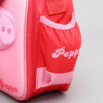 Peppa Pig 3D Insulated Bag - 4