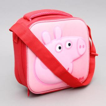 Peppa Pig 3D Insulated Bag - 2