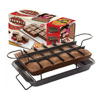 Perfect Brownie Pan Set