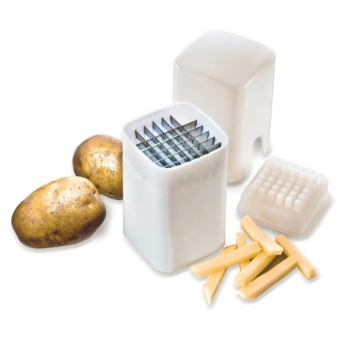 Perfect Fries Cutter (White) Price Philippines