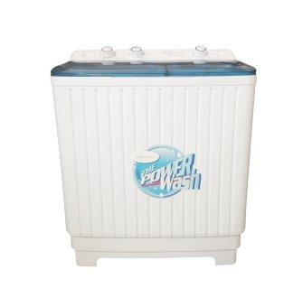 PG Diamonds XPB60-5118S 6.0 kg Twin Tub Washing Machine (White)