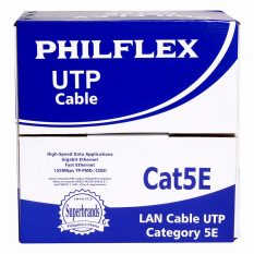 Philflex philippines philflex price list cables wires cords philflex 300m cat 5 utp cable roll grey keyboard keysfo Image collections