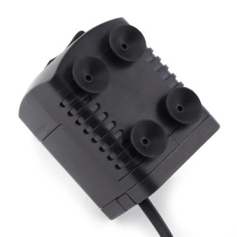 Plastic 220V 15W 800L/H Aquarium Water Submersible Pump Black -intl - 3