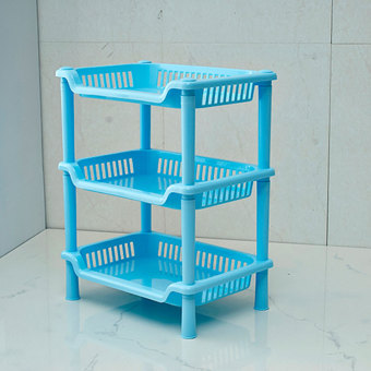 Plastic Bathroom toilet storage shelf bathroom shelf
