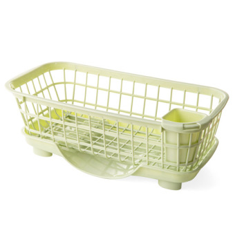 Plastic kitchen dish rack drain rack cupboard