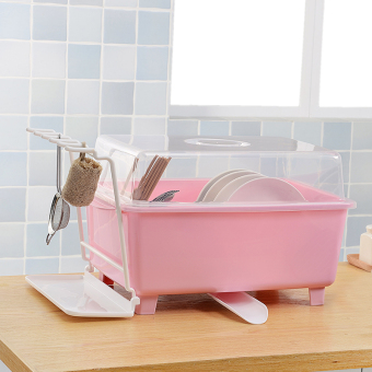 Plastic large cupboard kitchen cutlery storage box