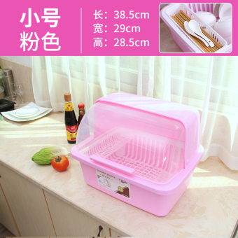Plastic lid bowl box storage box cupboard