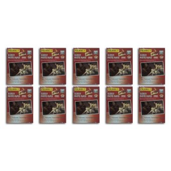 Polaris Glossy Photo Paper 240GSM 5R Set of 10