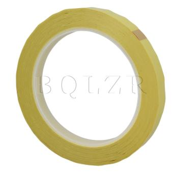 Polyester Adhesive Film Tape Heat Resistant Yellow - picture 2