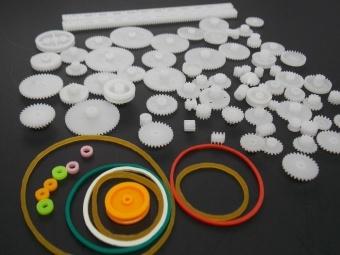 popeye 75PCS a lot,Plastic gear,rack, pulley, belt,Wormgear,Single-and double-gear,8-56 teeth - intl - 2