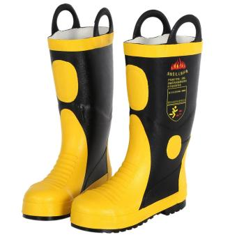 Portable Fire Fighting Boots Fireproof Waterproof Chemical ProofElectrical Proof Anti Puncture Fire Protection Equipment Tomnet -intl Price Philippines